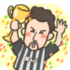 Fighting of Black and White – LINE stickers | LINE STORE